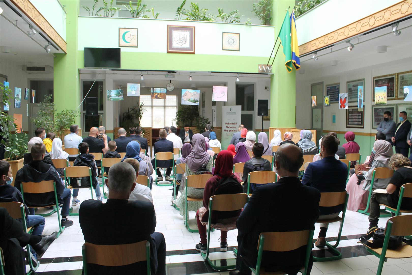 Medžlis Konjic osvojio drugo mjesto na mektebskom takmičenju Mostarskog muftijstva