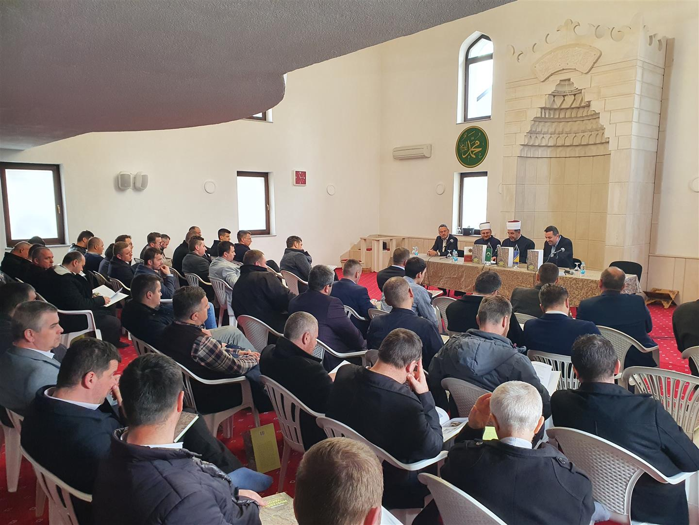Posjeta Muftijstvu banjalučkom