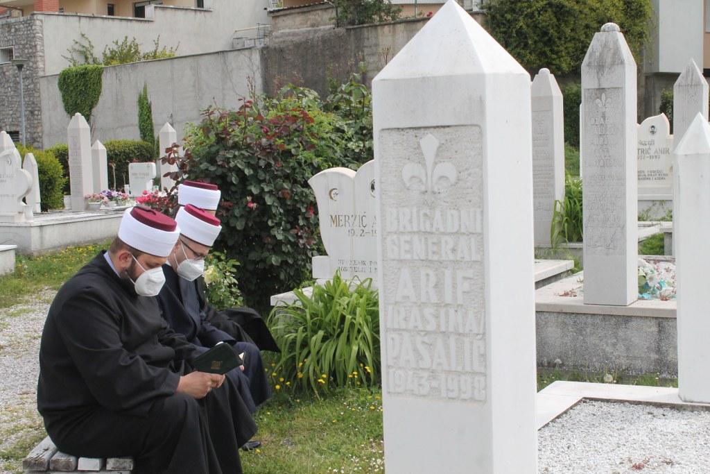 Mostarski muftija: Ime Arifa Pašalića je utkano u slobodu ovoga grada