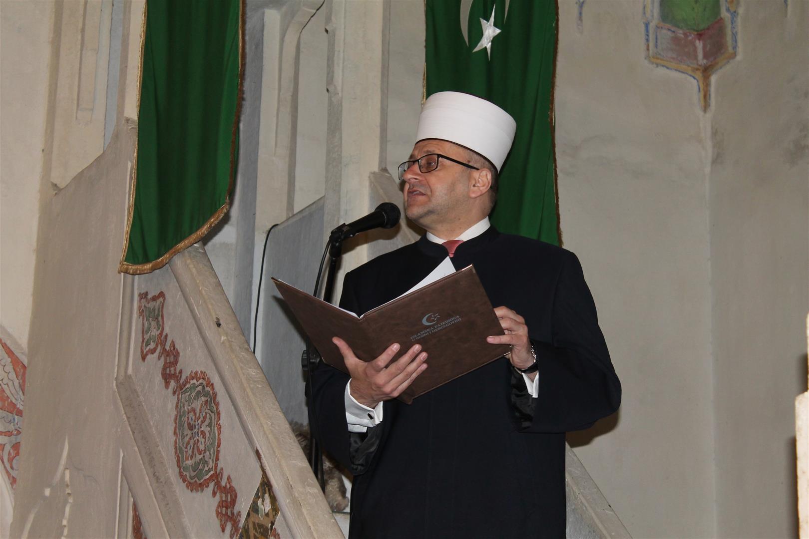 (Video) Bajramska hutba mostarskog muftije