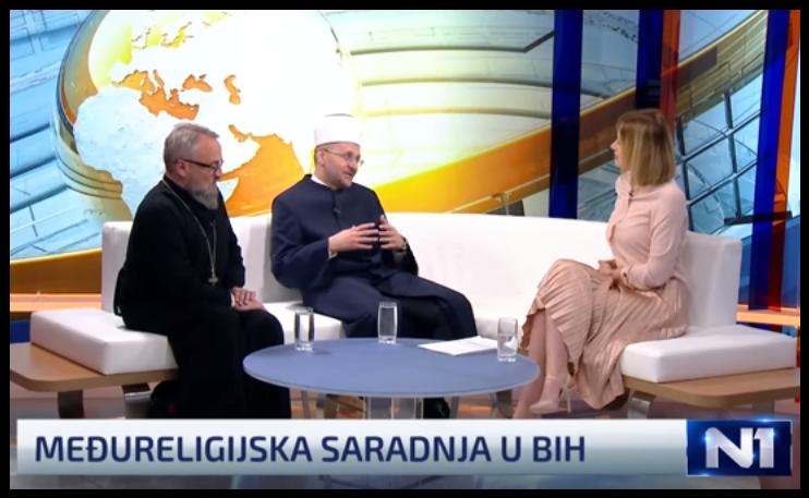 N1 TV (video) - Primjer uspješne međureligijske saradnje