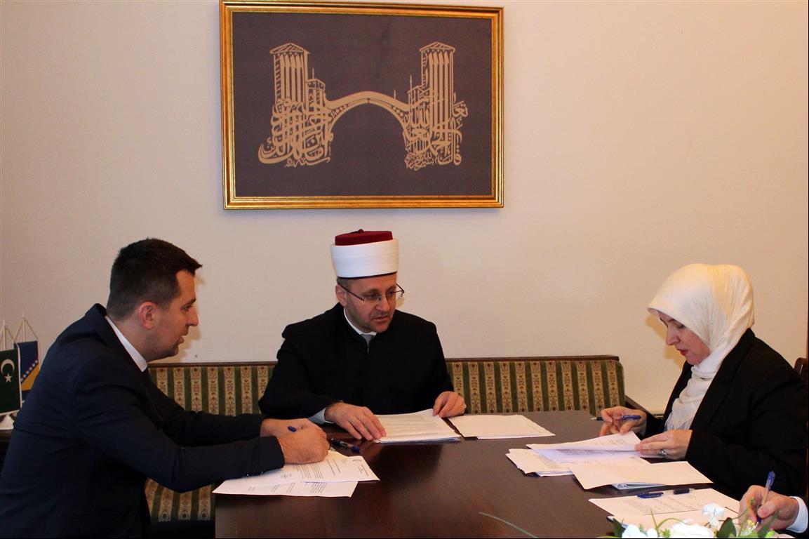 Održana jedanaesta redovna sjednica Muftijstva mostarskog