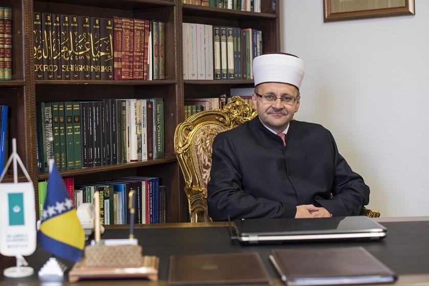 Mostarski muftija o izjavama i protestima protiv migranata: To je ksenofobija!