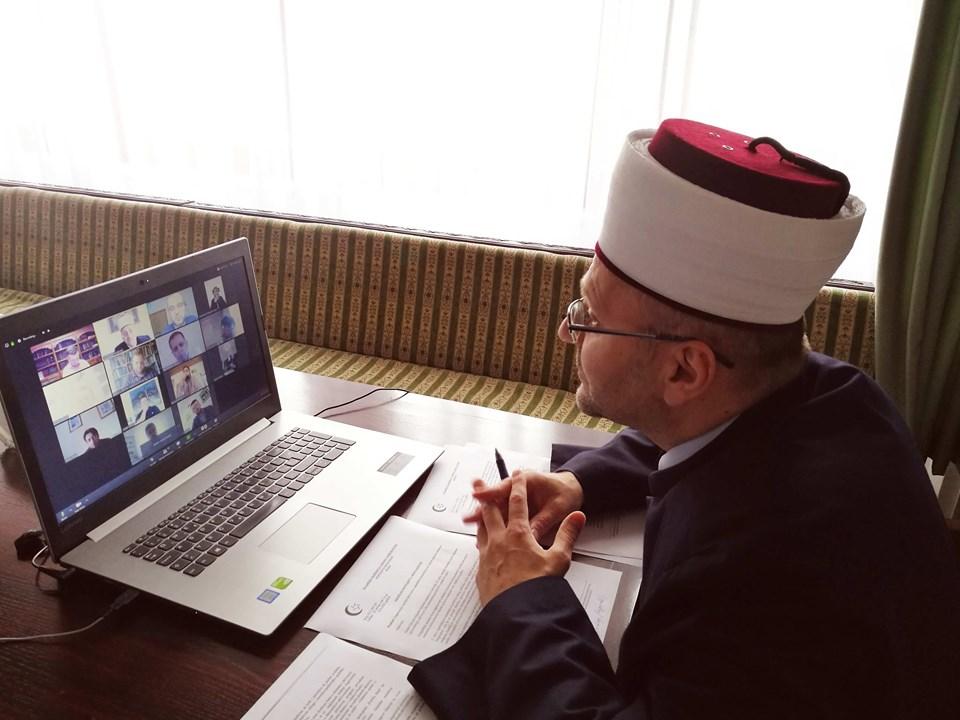 Održana predramazanska online sjednica Savjeta za vjerska pitanja Muftijstva mostarskog